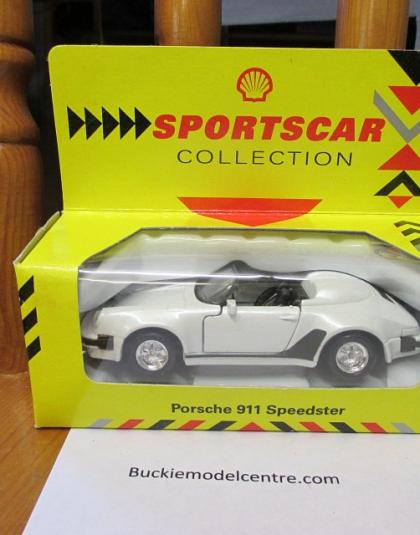 Porcche 911 Speedster - Shell Sportscar Collection 316