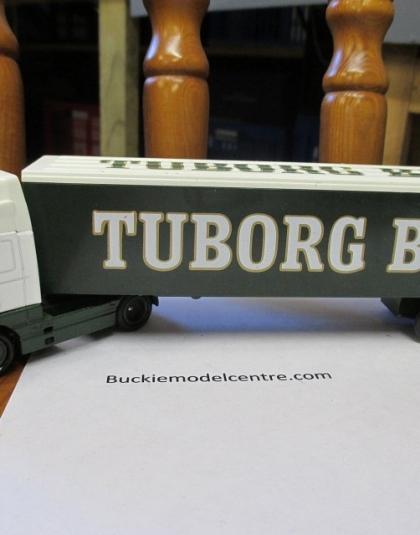 Tuborg Beer Volvo Lorry - Lledo