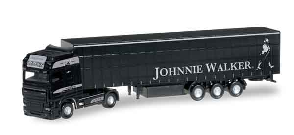 Daf XF Latzer transport Daf XF Johnnie Walker - Herpa 066341