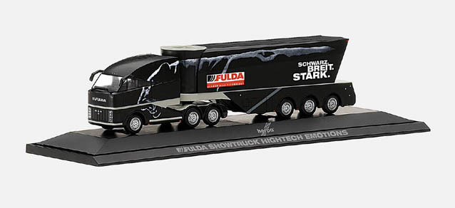 "Fulda Show Truck ""Hightech Emotions""  Herpa 120319"