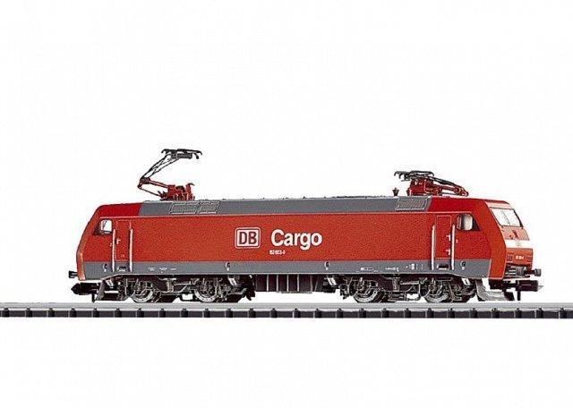DB Cargo Class 152 003-0 - Minitrix 12647 DCC FITTED
