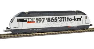 SBB Class 460 014-4 HCB Fortico - Minitrix 12674