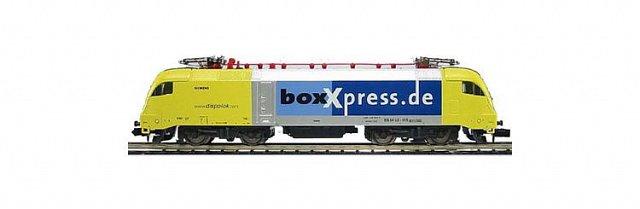 Dispolok BoxEpress Taurus  - Trix 12771