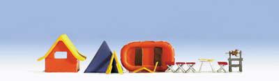 Campsite Accessories - Noch 14811