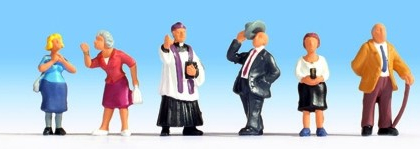 Churchgoers - Noch 15577