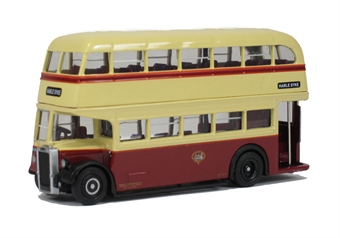 Burnley Colne & Nelson Leyland PD2 Highbridge - EFE 16130