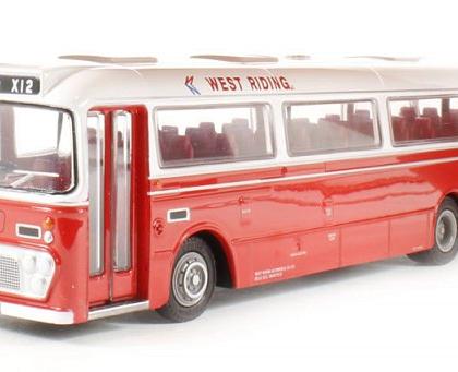 West Riding NBC Alexander Y Type bus - EFE 22518
