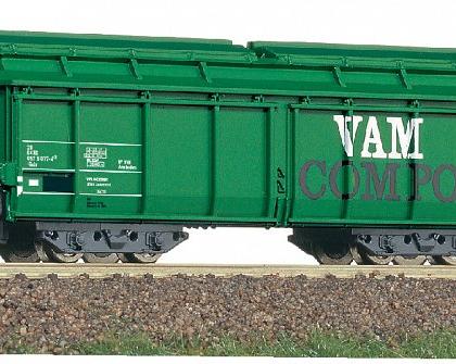 VAM COMPOST wagon - Roco 24037