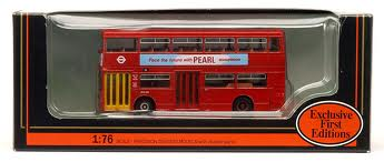 London Transport DMS - EFE 25701