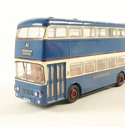 A1 Services Alexander Atlantean type B d/deck bus - EFE 28102