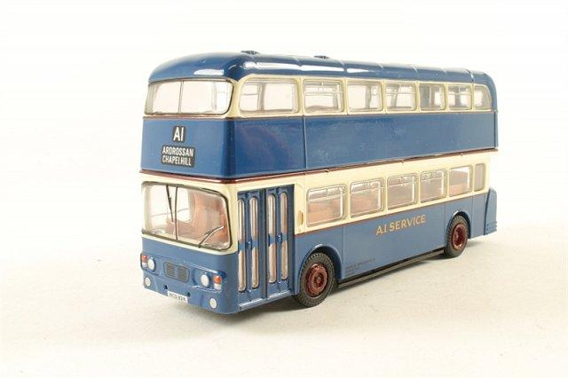 A1 Services Alexander Atlantean type B d/deck bus - EFE 28102