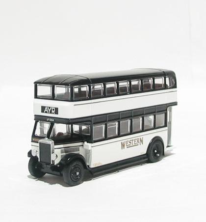 Western Leyland Titan TD1 - EFE 28503