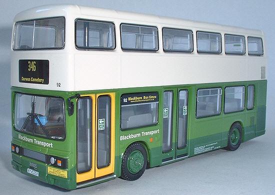 Blackburn Transport Leyland Titan 2 door - EFE 28809