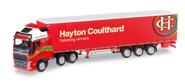 Hayton Coulthard Volvo FH Gl