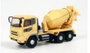 Concrete Mixer Lorry  Light Brown - TrainSave TSV328