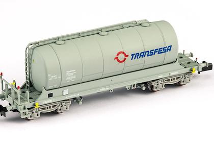 Tranfesa Renfe Cement Wagon - MF Train N34017