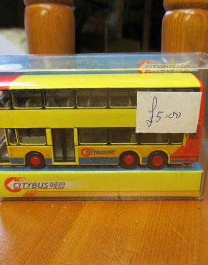 Hong Kong Citybus Mini Olympian  Route 10 - Gordon Trading No 00009
