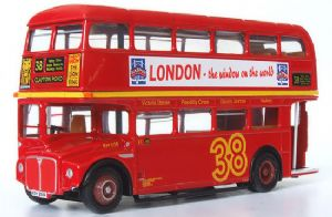 London Transport Routemaster Arriva Route 38 - EFE 15639