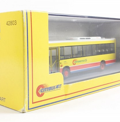 Hong Kong Citybus Dennis Dart - Corgi 42803