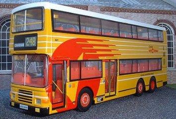 Capital Citybus Leyland Olympian 3 Axle  Route 248 - Corgi 43214