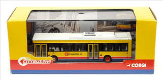 Hong Kong Citybus Dennis Dart - Corgi 44701