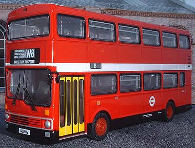 London Transport MCW Mertobus OOC 45102