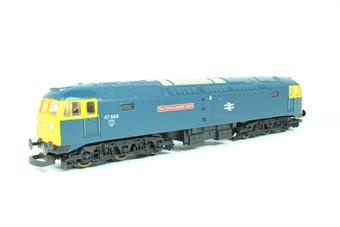 Class 47 47555 Commonwealth Spirit - Lima 204734