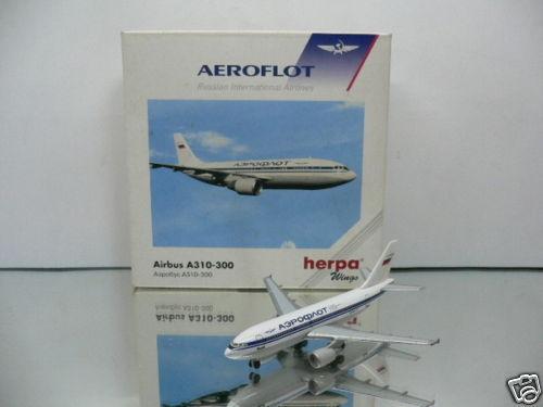 AEROFLOT AIRBUS A310-300 - Herpa 501057