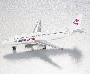 Aero Lloyd Airbus A320-200 - Herpa 501668