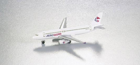 Aero Lloyd Airbus A320-200 – Herpa 501668 1