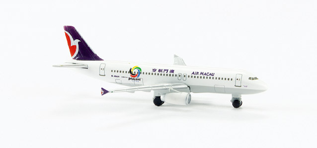 Air Macau Airbus A320 - 501798