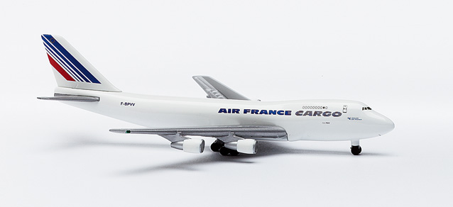 Air France Cargo Boeing 747-200F - Herpa 502450