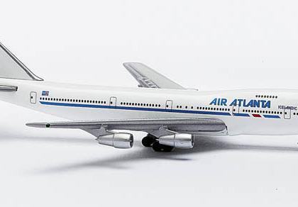 Air Atlanta Boeing 747-200 - Herpa 502528