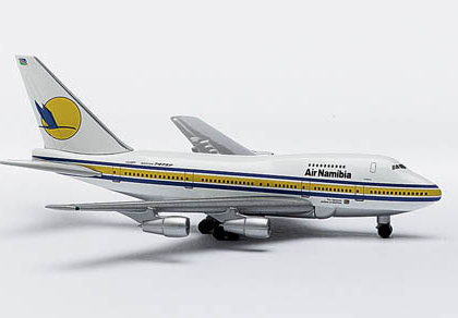 "Air Namibia Boeing 747SP ""Etosha"" - Herpa 502573"