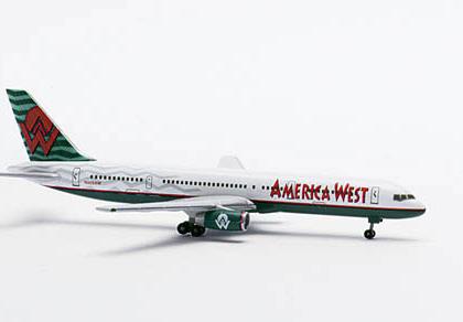 America West Boeing 757-200 - 503877