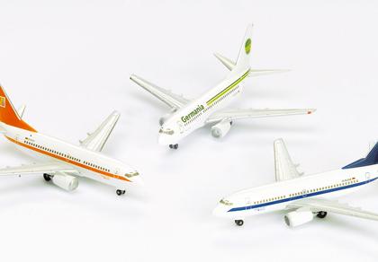 Germania Boeing 737-700 set - 505536
