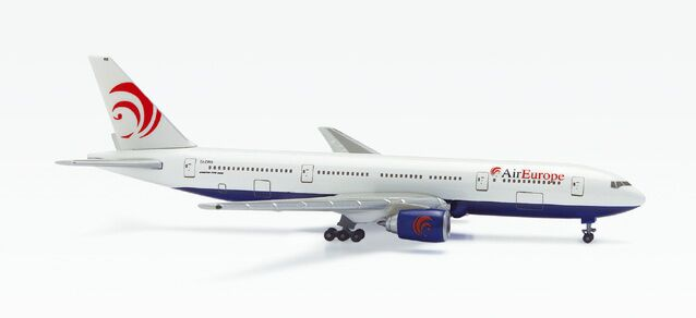Air Europe Boeing 777-200 - Herpa 506588