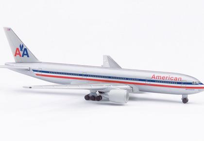 American Airlines Boeing 777-200 - Herpa 506663