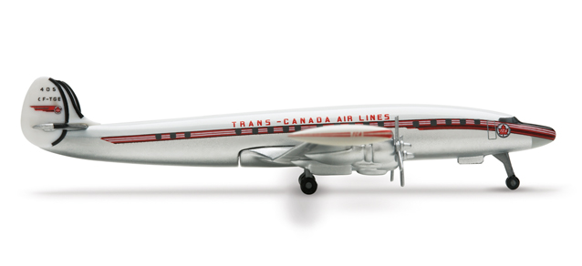 Trans Canada Airlines L-1049 Super Constellation - Herpa 507233