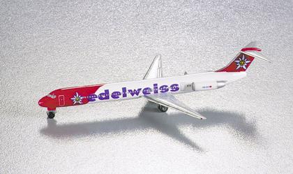Edelweiss Air McDonnell Douglas MD-83 - 507639