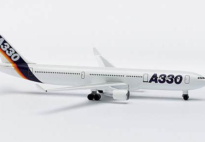 Airbus Fleet Airbus A330-300 - Herpa 508308