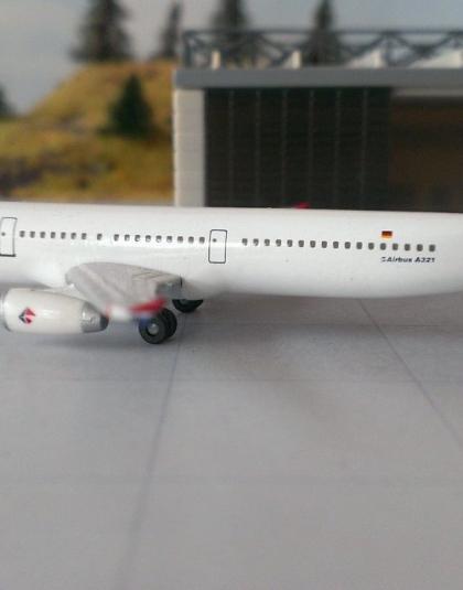 Aero Lloyd Airbus A321 - Herpa 508766