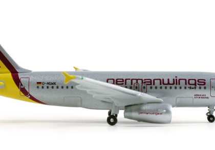 Germanwings Airbus A319 - 509077