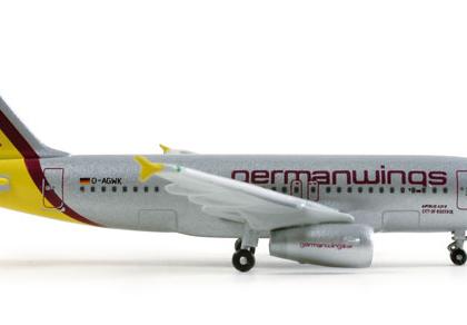 Germanwings Airbus A319 - 509077