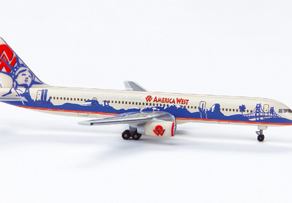 "America West Boeing 757-200 ""Teamwork"" - 510530"