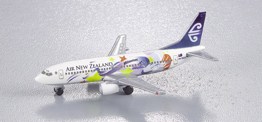 "Air New Zealand Boeing 737-300 ""Millennium"" - Herpa 511919"