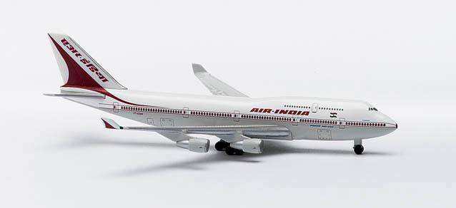 Air India Boeing 747-400 - Herpa 512091