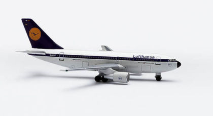 Lufthansa Airbus A310-200 Old livery - Herpa 512589