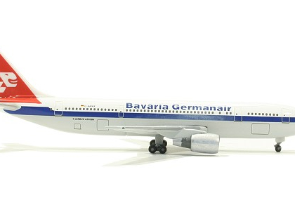 Bavaria Germanair Airbus A300B4 - 512695
