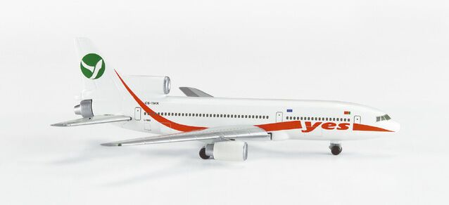 YES Lockheed L-1011-500 TriStar - Herpa 513326